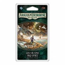 Lost in Time and Space Mythos Pack: Arkham Horror LCG Exp.