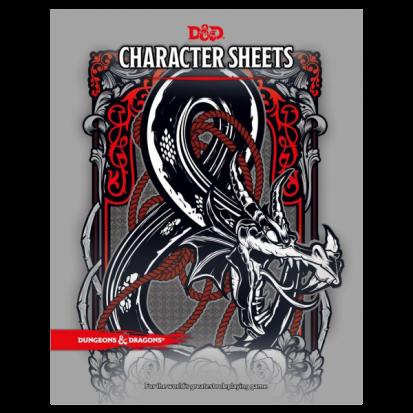 Dungeons & Dragons - Character Sheets