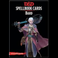 D&D Spellbook Cards - Bard (128 Cards)