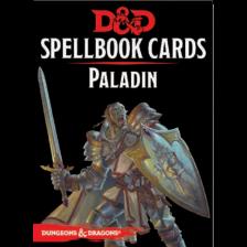 D&D Spellbook Cards - Paladin (69 Cards)