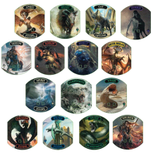 Magic: The Gathering Relic Tokens - Eternal Collection