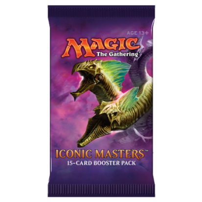 Booster - Iconic Masters