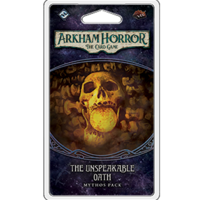 Arkham Horror: The Card Game – The Unspeakable Oath: Mythos Pack