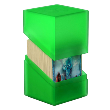 Ultimate Guard Boulder Deck Case 100+ Standard Size Emerald