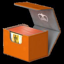 Ultimate Guard SideWinder 100+ Standard Size XenoSkin Orange