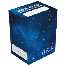 Ultimate Guard Basic Deck Case 80+ Standard Size Mystic Space Edition