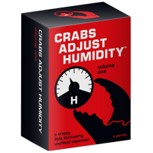 Crabs Adjust Humidity: Volume Seven (unofficial expansion for Cards Against Humanity)