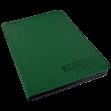 Ultimate Guard 9-Pocket ZipFolio XenoSkin Green