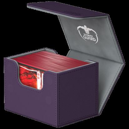 Ultimate Guard SideWinder™ 100+ Standard Size XenoSkin™ Purple