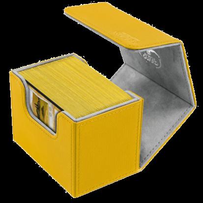 Ultimate Guard SideWinder™ 80+ Standard Size XenoSkin™ Amber