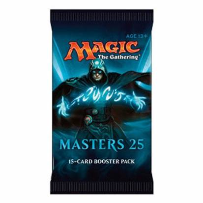 Booster - Masters 25