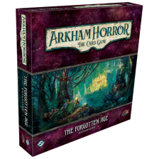 The Forgotten Age Deluxe: Arkham Horror LCG Exp.
