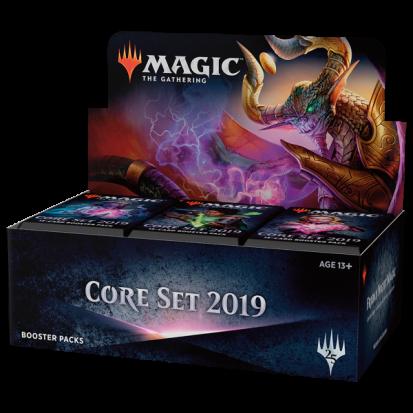 Booster Box - Core 2019