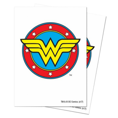 Sleeves Standard - Justice League: Wonder Woman (65 Sleeves)