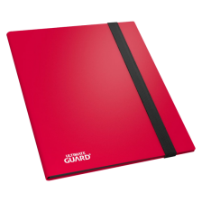 Ultimate Guard 9-Pocket FlexXfolio Red