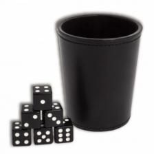 Blackfire Dice - Dice Cup - Black