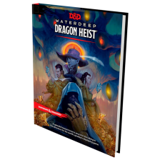 Dungeons & Dragons - Waterdeep Dragon Heist