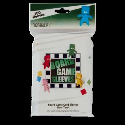 Arcane Tinemen Board Game Sleeves - TAROT