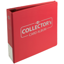 Blackfire Collectors Album - Red
