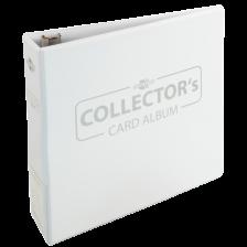 Blackfire Collectors Album - White