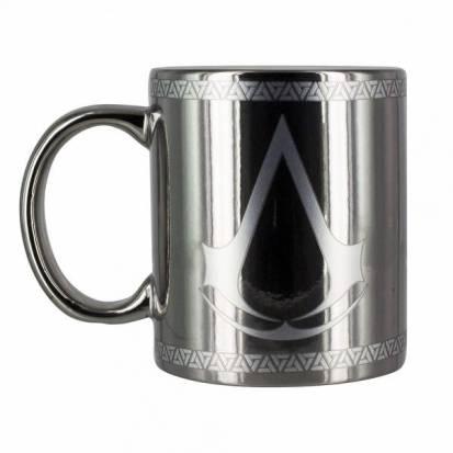 Assassin's Creed Chrome Mug Logo