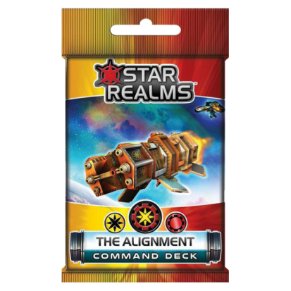 (Unit) Star Realms Command Deck: The Alignment Exp
