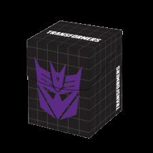 PRO 100+ Deck Box - Hasbro Transformers Decepticons