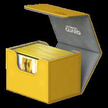 Ultimate Guard SideWinder™ 100+ Standard Size XenoSkin™ Amber