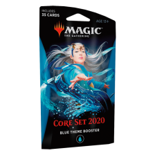 Booster (theme) - Core Set 2020 Blue