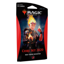 Booster (theme) - Core Set 2020 Red