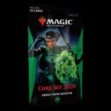 Booster (theme) - Core Set 2020 Green