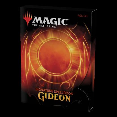 Magic the Gathering Signature Spellbook: Gideon