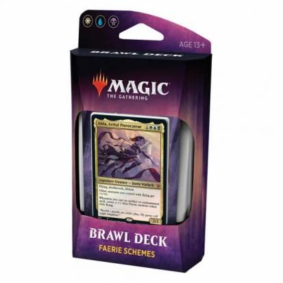 Brawl Deck - Faerie Schemes (Throne of Eldraine)