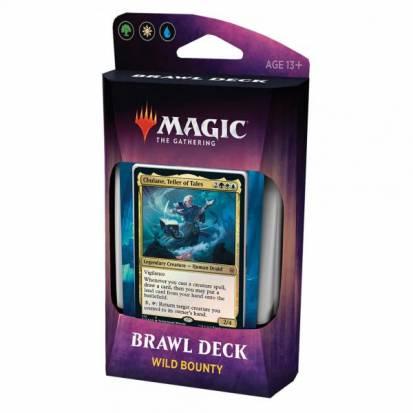 Brawl Deck - Wild Bounty (Throne of Eldraine)