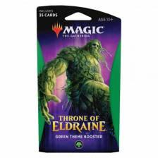 Booster (theme) - Green (Throne of Eldraine)