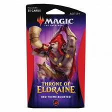 Booster (theme) - Red (Throne of Eldraine)