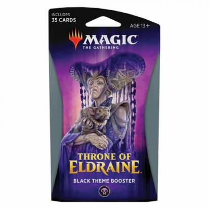Booster (theme) - Black (Throne of Eldraine)
