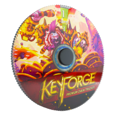 Gamegenic KeyForge Chain Tracker - Brobnar