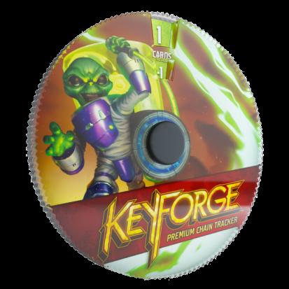 Gamegenic KeyForge Chain Tracker - Mars