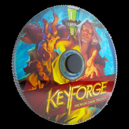 Gamegenic KeyForge Chain Tracker - Untamed