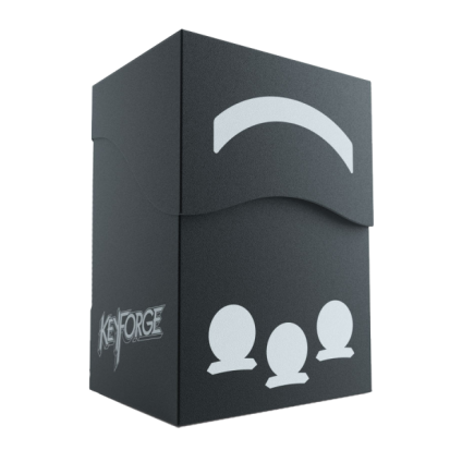 Gamegenic KeyForge Gemini Deck Box - Black