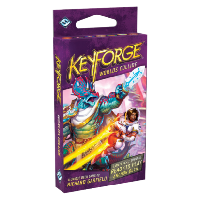 KeyForge: Worlds Collide – Archon Deck