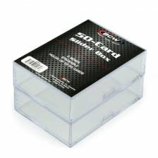 BCW - 2 PIECE SLIDER BOX - 50 COUNT
