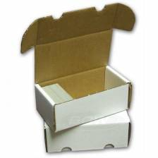 BCW - 400 COUNT STORAGE BOX
