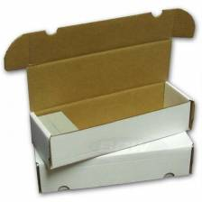 BCW - 660 COUNT STORAGE BOX