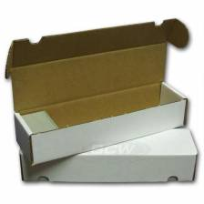 800 COUNT STORAGE BOX - 2 PIECE