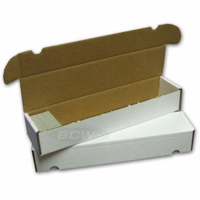 BCW - 930 COUNT STORAGE BOX