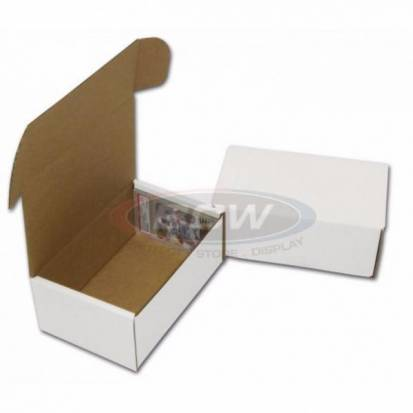 BCW - GRADED TRADING CARD BOX