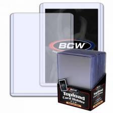 BCW - BCW - TOPLOAD HOLDER - 3 X 4 X 1.5 MM - 59 PT. (25)