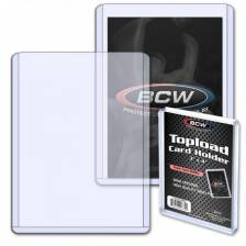 BCW - TOPLOAD HOLDER - 3 X 4 X 9 MM - 360 PT.